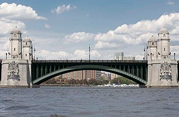 Longfellow Bridge | Boston, MA