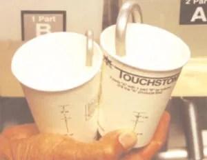 Easy Mixer Cups