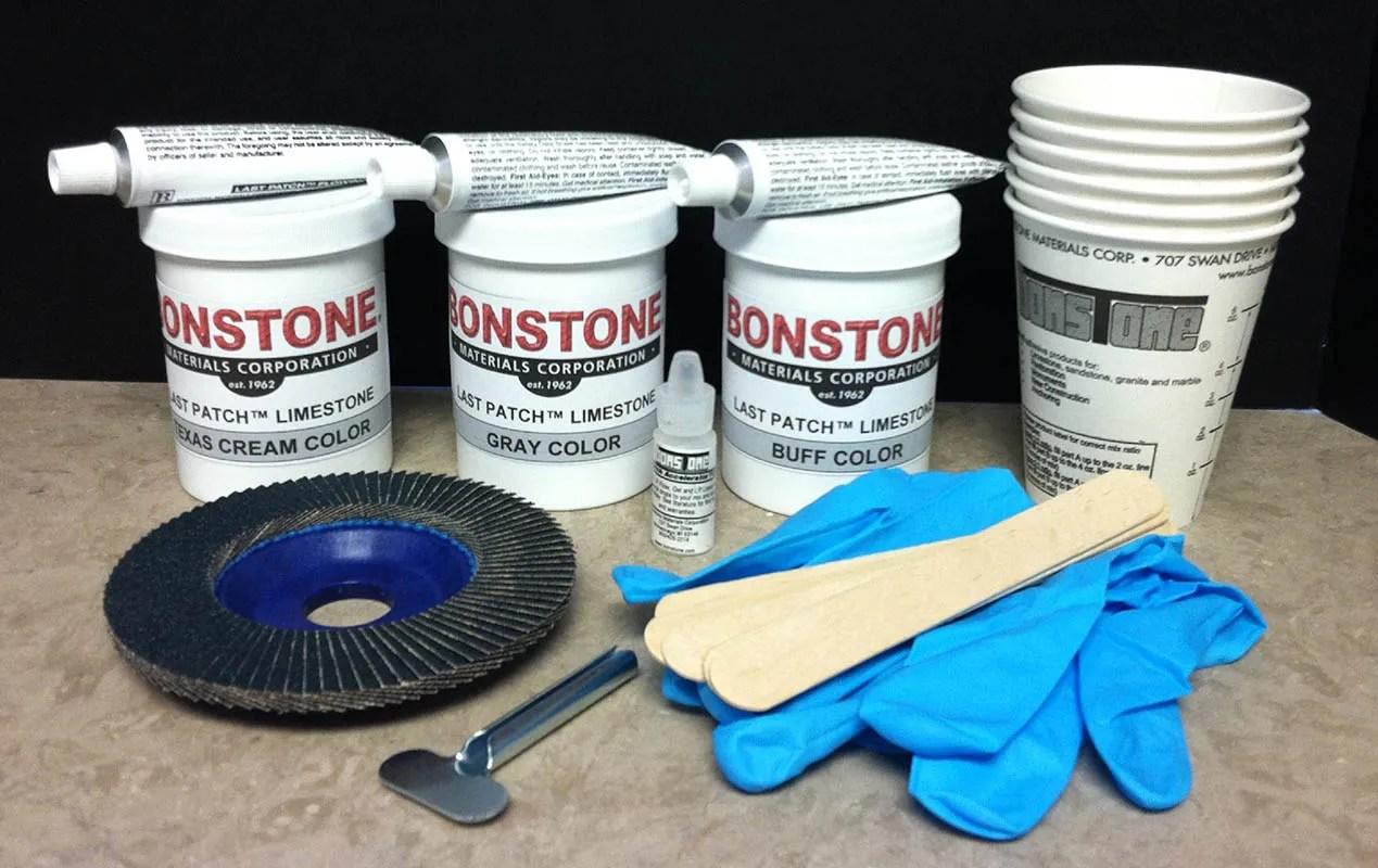 Last Patch Limestone kit