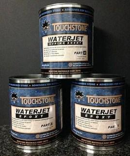 Touchstone Waterjet Epoxy