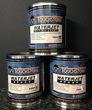 Touchstone Waterjet Epoxy