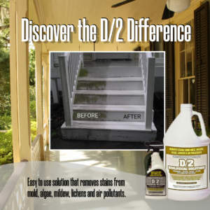 D2 Discover Difference 4-Front Steps