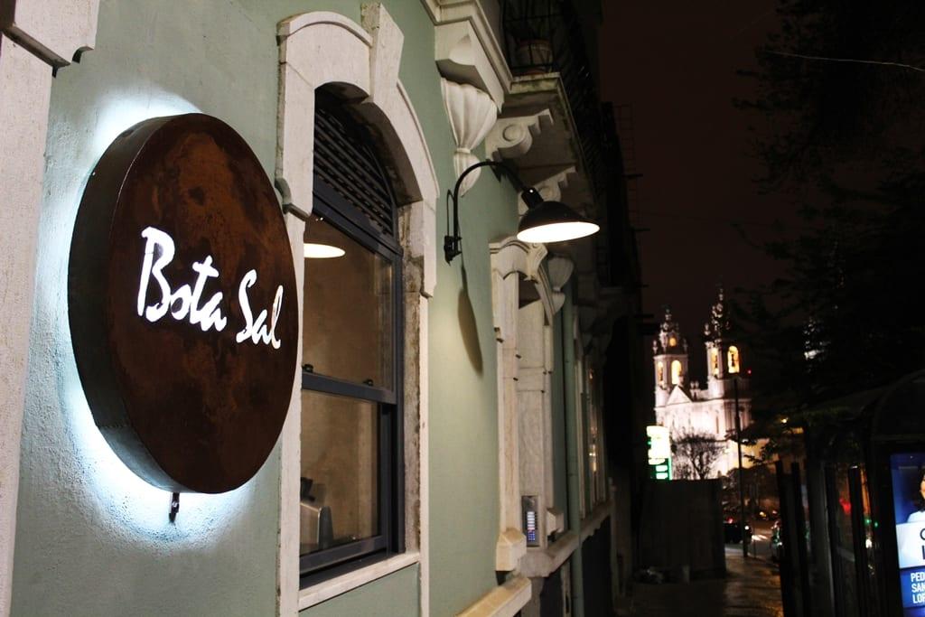 Bota Sal Restaurante - Lisboa - Bons Ventos me Levam