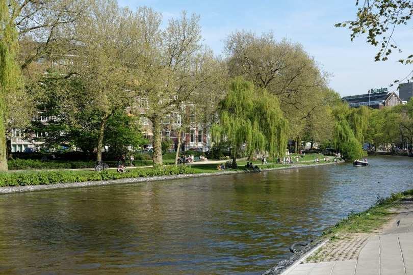 Dicas práticas - onde fica em Amsterdam