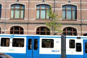 dicas práticas - transporte em Amsterdam