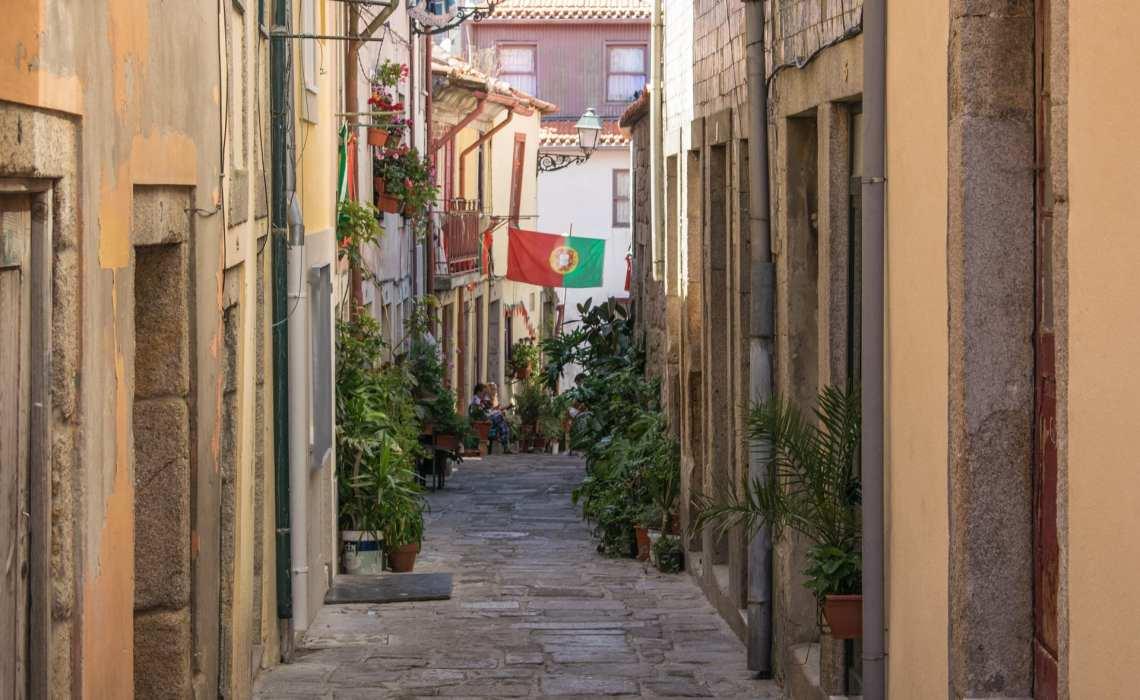 Porto - Bons Ventos Me Levam - 15 dias de Norte a Sul Portugal