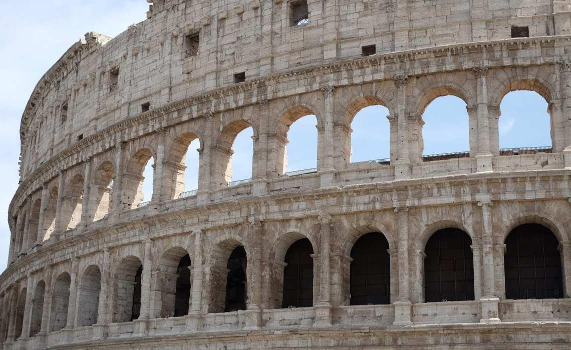 Dicas viagem Roma - 4 dias em Roma - Coliseu