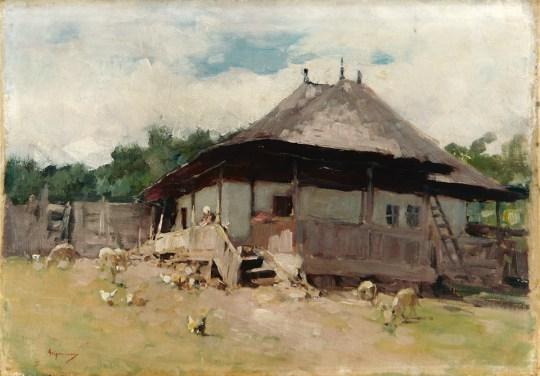 02-Nicolae-Grigorescu_Casa-la-Campina