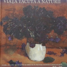 Bonte Collection painting by Nicolae Grigorescu included in the Viata Tacuta a Naturii book by Doina Pauleanu