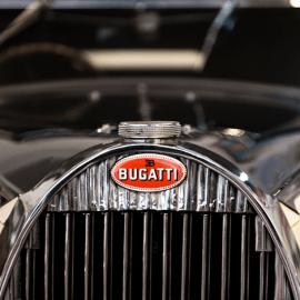 Bonte Foundation sponsors the Caramulo Museum with a 1936 Bugatti 57 Stelvio Gangloff