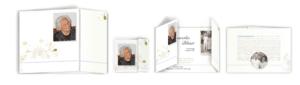 rouwkaart bedankkaart condoleanceboek