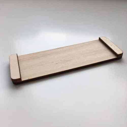 houten herinnerboekhouder