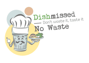 logo dishmissed huisstijl