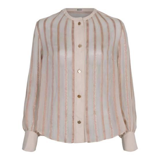 Shirt pearl Gustav