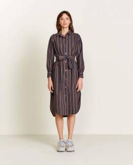 Georges dresses stripe A Bellerose