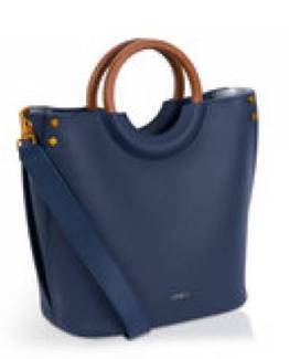 Viviana tote midnight blue Inyati