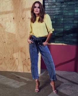 Zora jeans blue stonewash Co' Couture