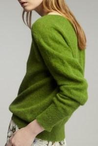 Zenggi trui groen