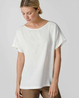 Jelly top white Knit-ted