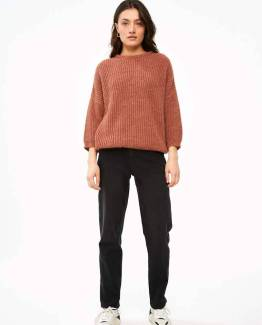 Milou susi pullover copperf By-Bar