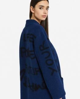 Jacket blu Ottod'Ame