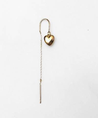 Long chain heart By Nouck
