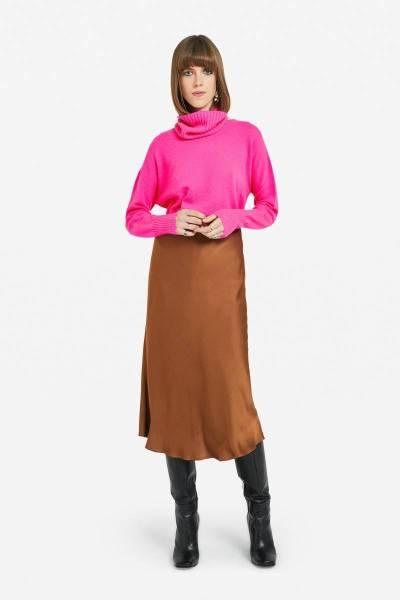 Skirt caramello Ottod'Ame