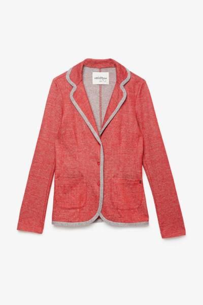 Jacket rosso/grigio ottod'Ame