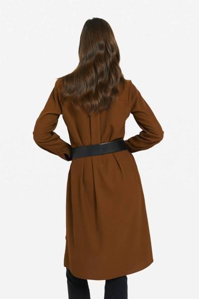 Dress caramello Ottod'Ame