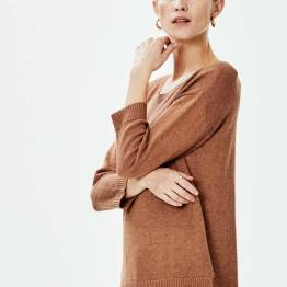 Anemone sweater porchini Knit-ted