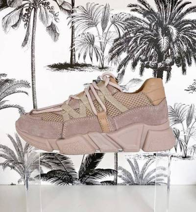 Los Angeles all over nude DWRS label