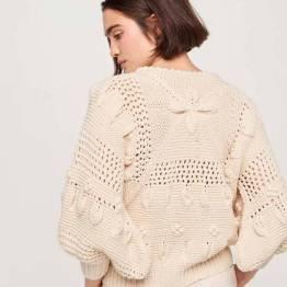 Marietas sweaters fleur de sel Sessun