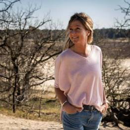 Kate poudre chine Absolut Cashmere