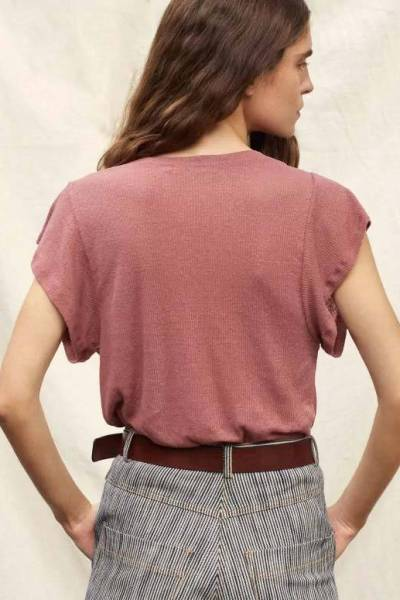 Palawan shirts canyon rose Sessun