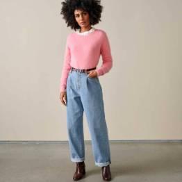 Datti12 knitwear blush Bellerose