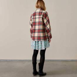 Voyou jackets check A Bellerose