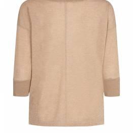 Kiara 3/4 blouse gold Mos Mosh