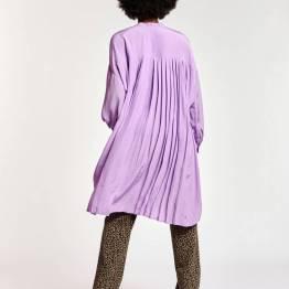 Alini oversized dress lilac rain Essentiel