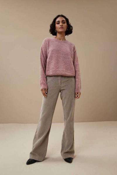 Liz plura pullover dusty lilac By-Bar