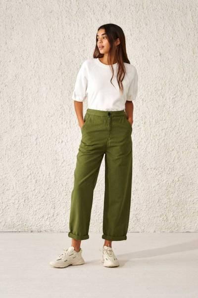 Pasop12 pants army Bellerose
