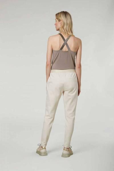 Singlet crossband cotton luxury basics Summum