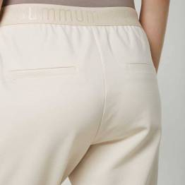 Trousers punto milano ivory Summum