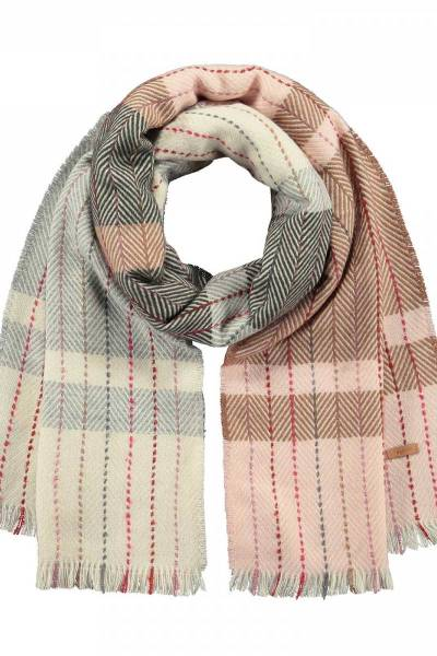 Venice scarf light brown one size Barts Amsterdam