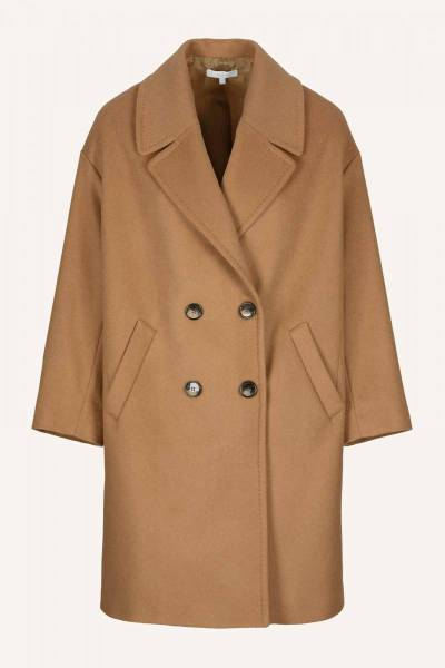 Florence coat camel By-Bar