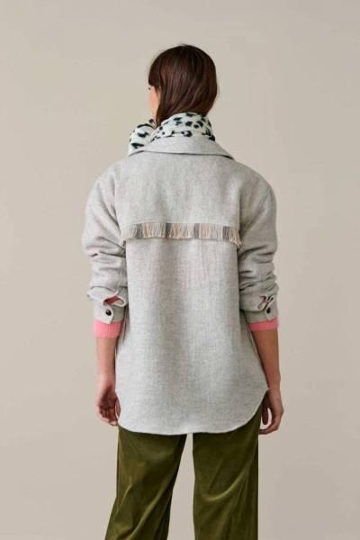 Ari overshirts h.grey Bellerose