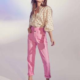 Zora flash jeans candyfloss Co'Couture