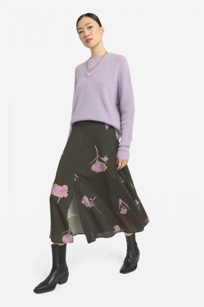 Skirt loden Ottod'Ame