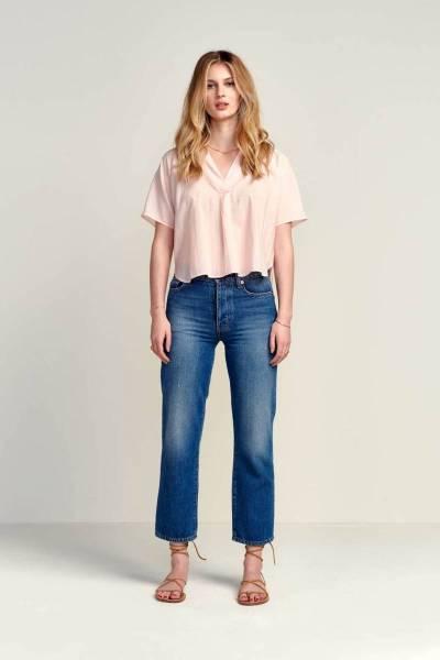 Azuka blouses cotton candy Bellerose