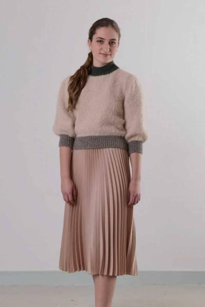 Sofia ecru mix INTI knitwear