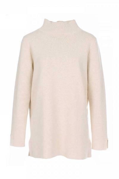 Sien sweater punta cotton sand Aimee